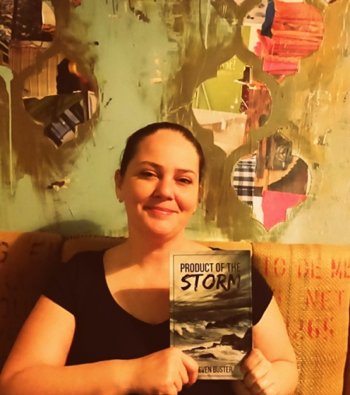 """Product of the Storm"" is Ms. Roberts approved! ;)"